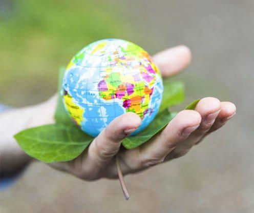 Participi la salvarea planetei