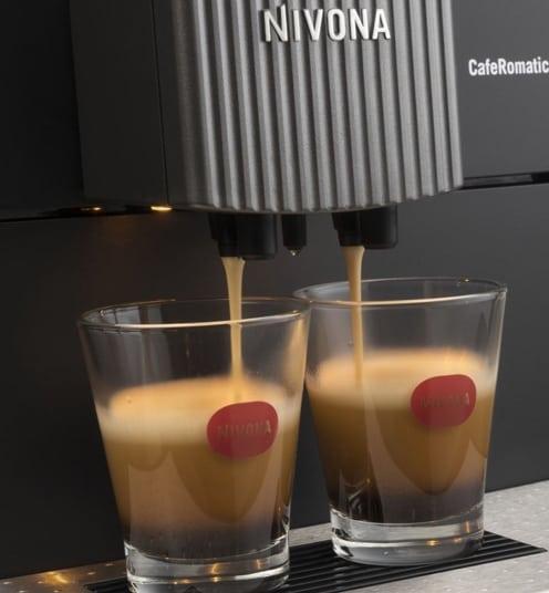 Noul aparat Nivona CafeRomatica 1030