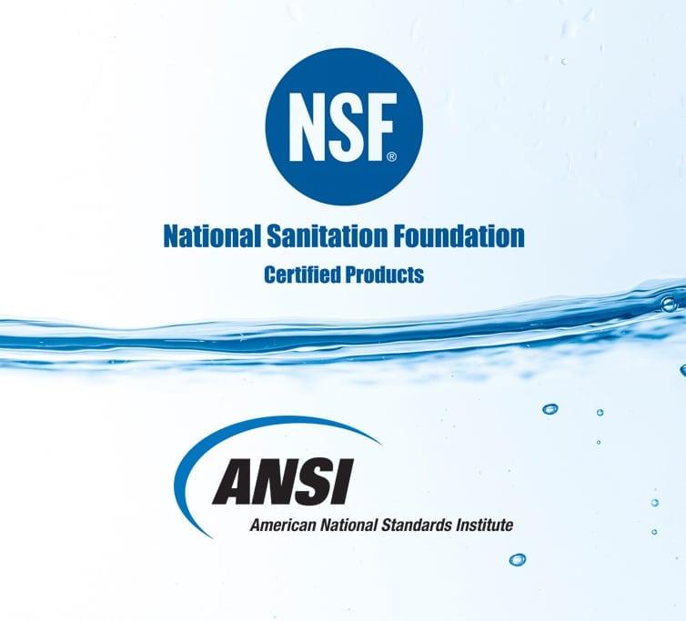Standarde de siguranta NSF/ANSI