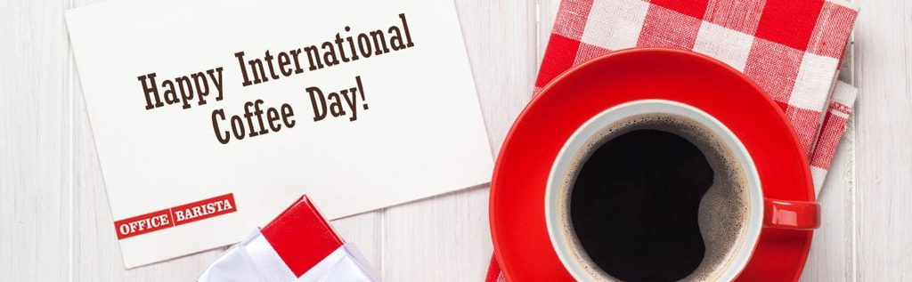 Happy International Coffee Day