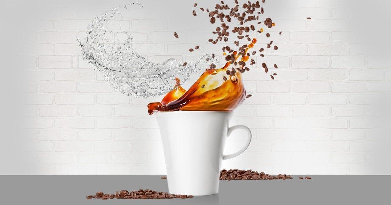 Stiinta din spatele unei cafele bune: Tu stii care e cea mai buna apa pentru prepararea cafelei?