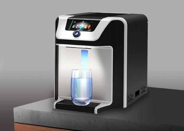 Dispenserele de apa Waterlogic reinventeaza apa...rece.