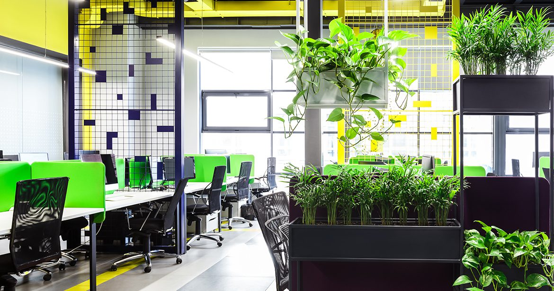 Trei idei de amenjare a biroului care influenteaza direct cheful de munca