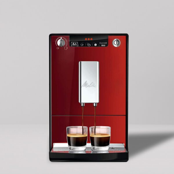 Espressor Automat CAFFEO SOLO, Red Melitta