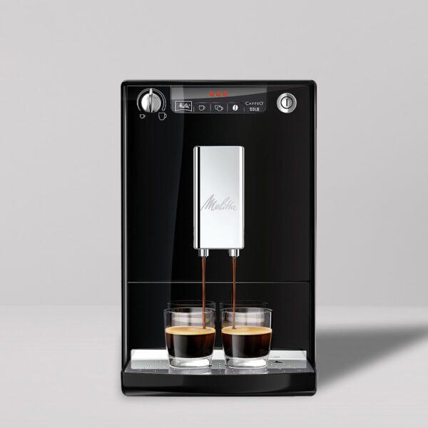 Espressor Automat CAFFEO SOLO, Black Melitta