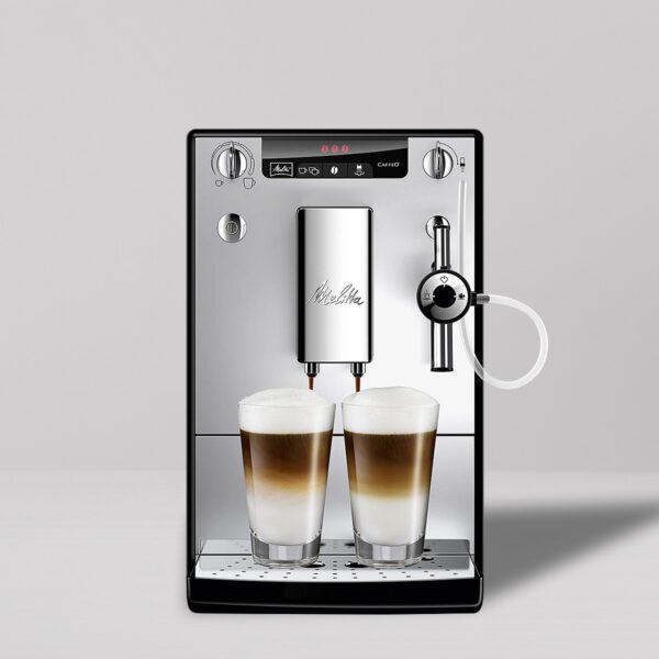 Espressor Automat CAFFEO SOLO & Perfect Milk, Silver Melitta®