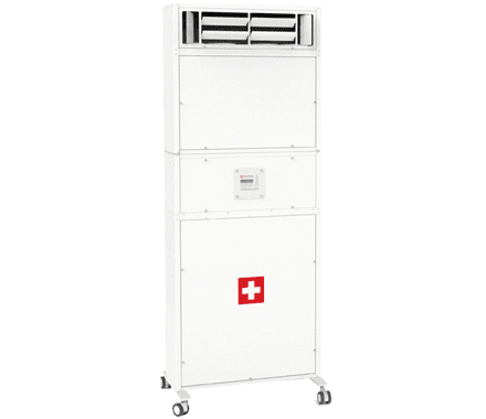IQAir CleanZone SL Serie